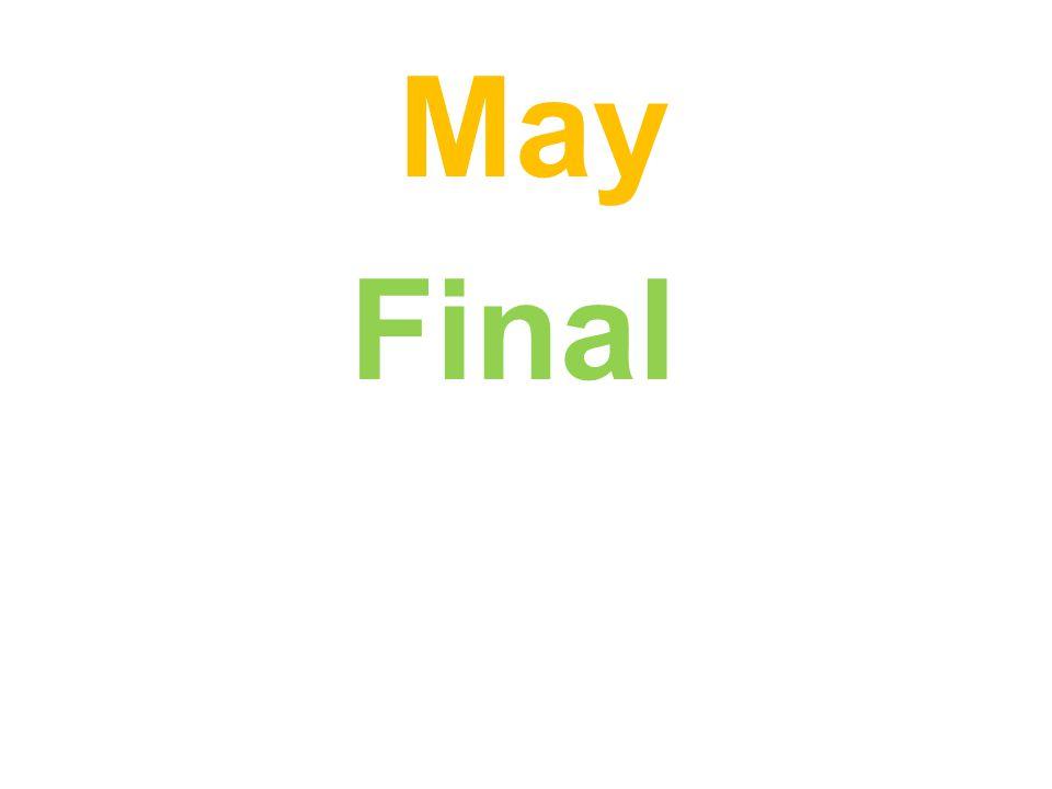 May Final