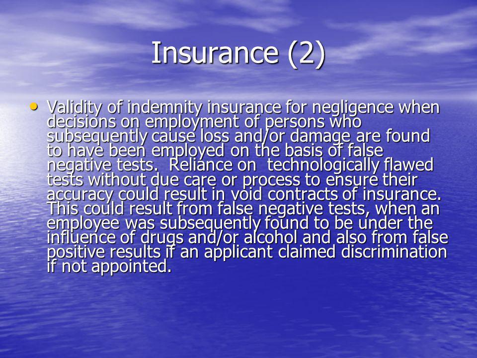 Insurance (2)