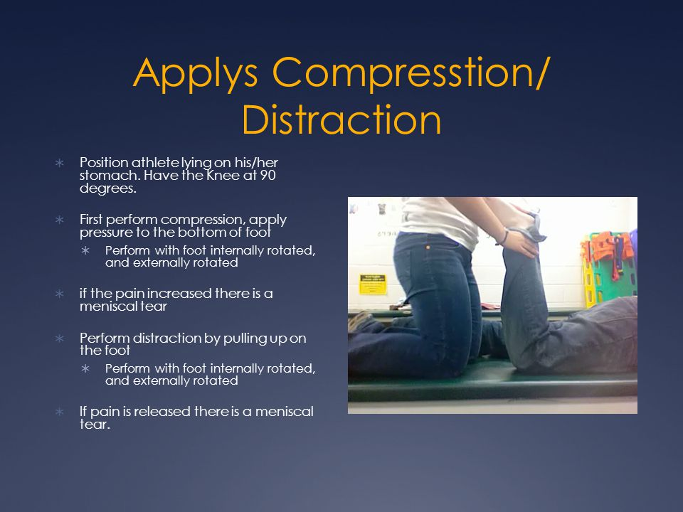 Applys Compresstion/ Distraction
