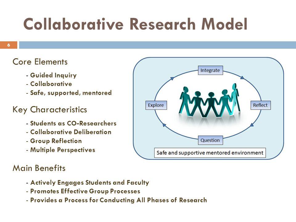 Collaborative Research Model