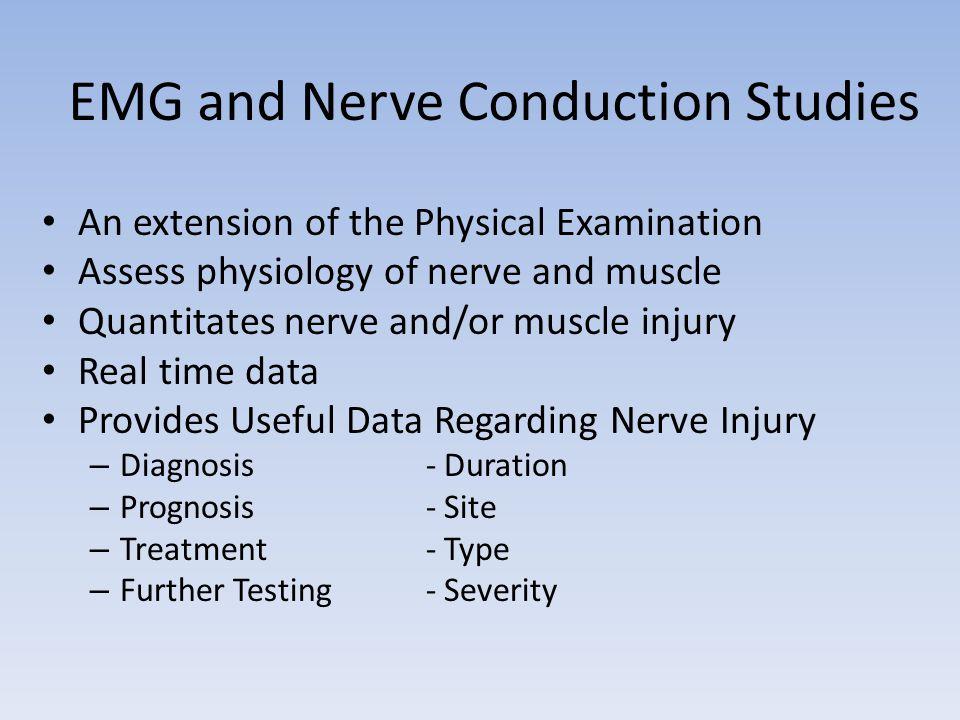 EMG and Nerve Conduction Studies