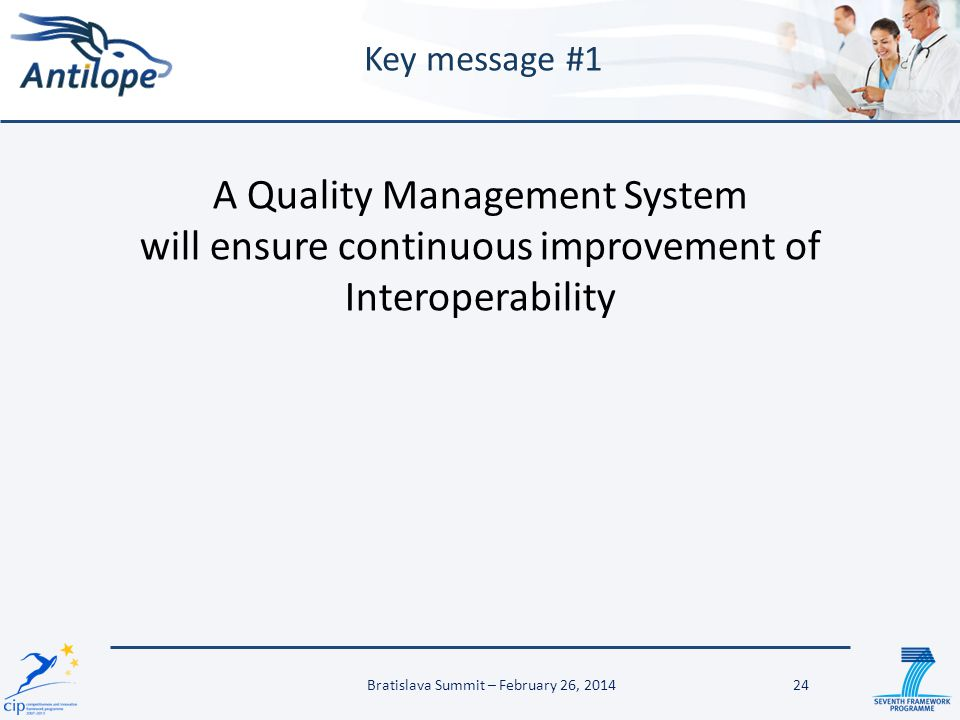 A Quality Management System