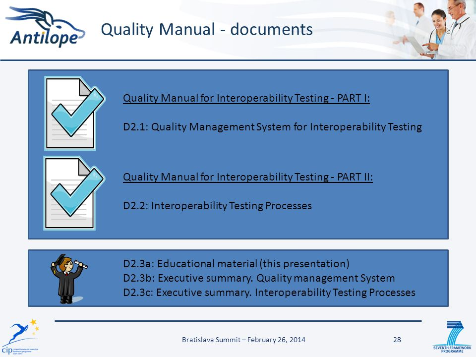 Quality Manual - documents