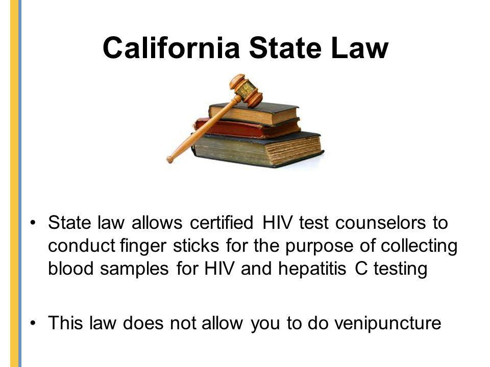 California State Law