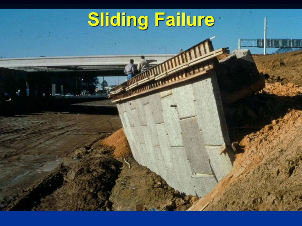 Sliding Failure Speaking Points