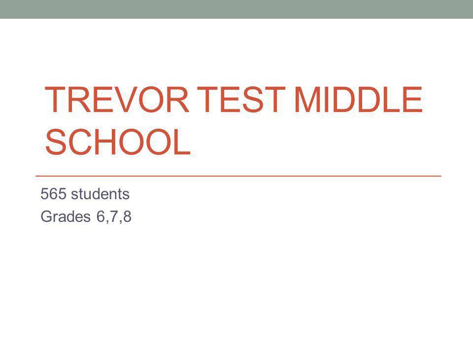 Trevor Test Middle School