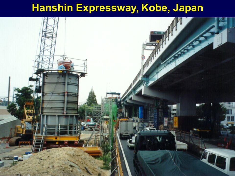Hanshin Expressway, Kobe, Japan