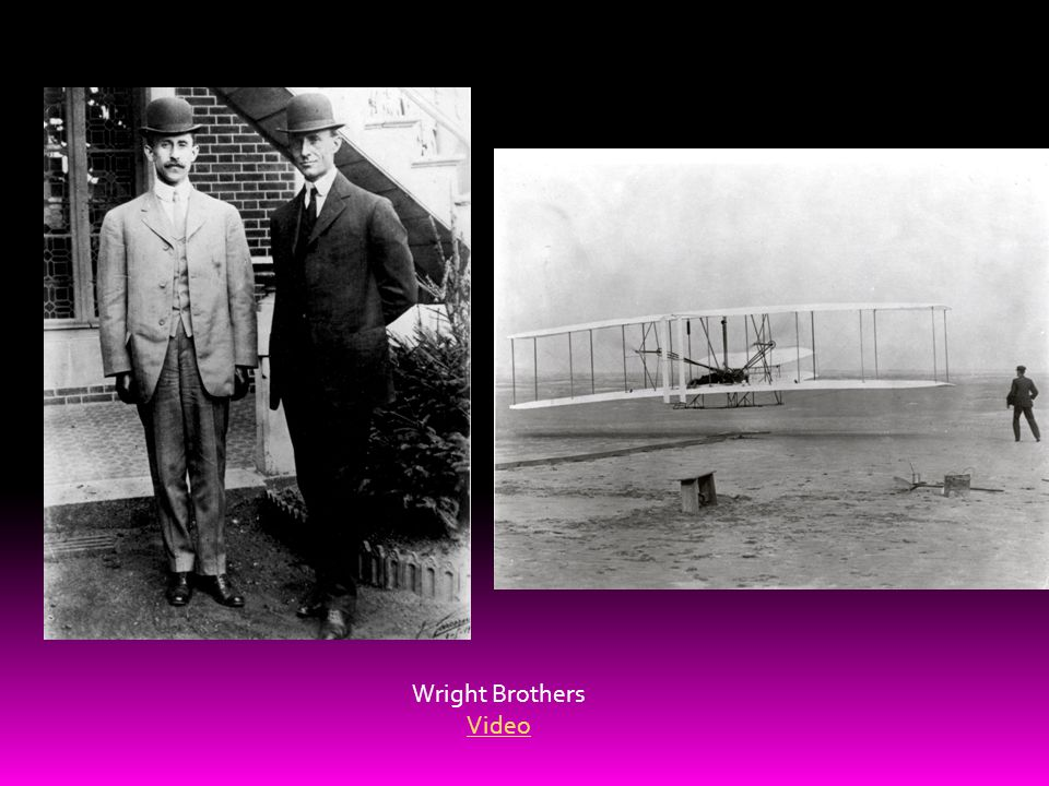 Wright Brothers Video