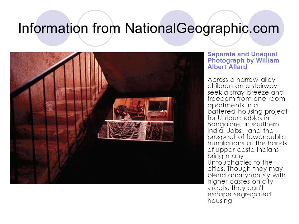 Information from NationalGeographic.com