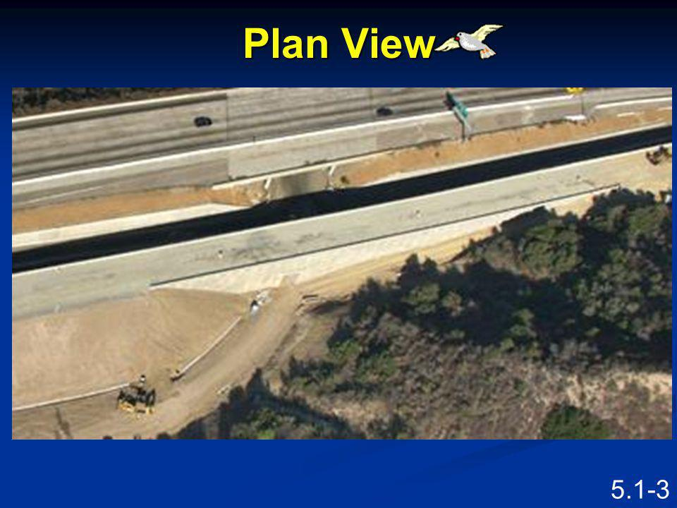 Plan View Speaking Points This is the birds eye view