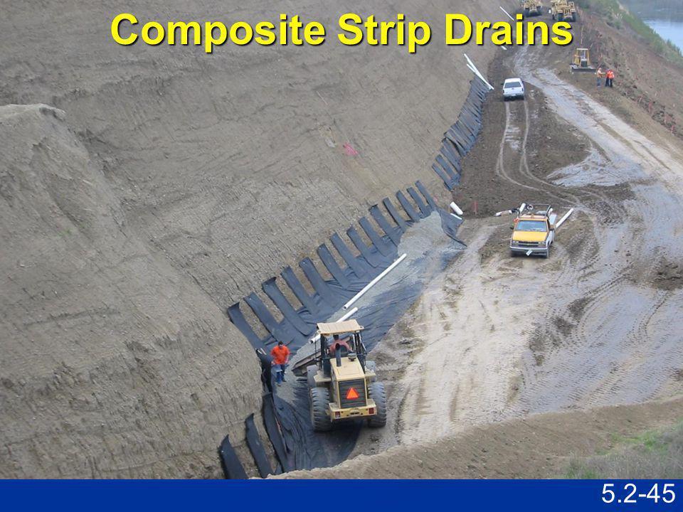 Composite Strip Drains