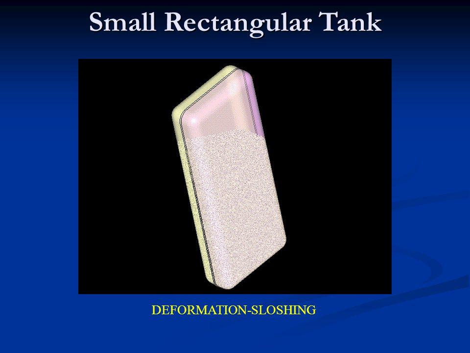 Small Rectangular Tank