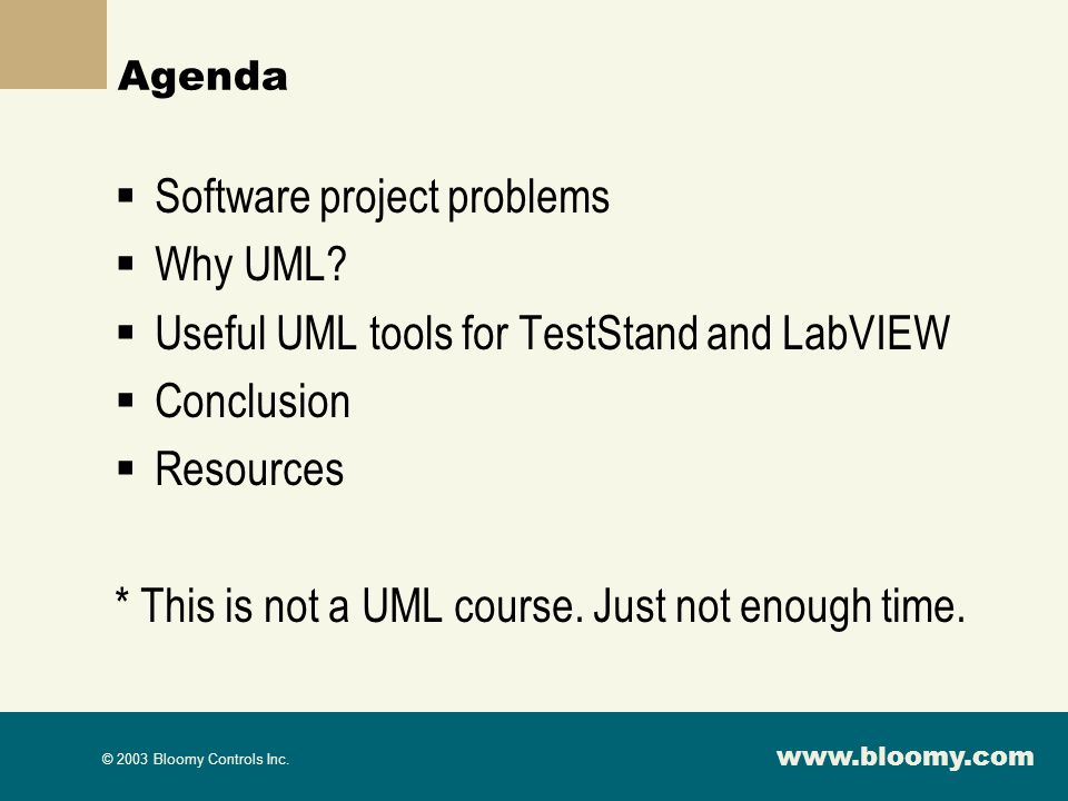 Software project problems Why UML
