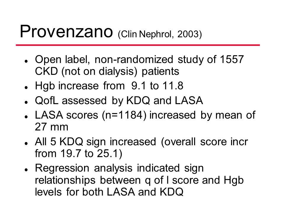 Provenzano (Clin Nephrol, 2003)