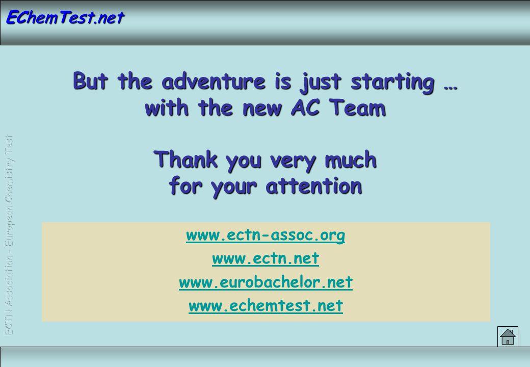 www.ectn-assoc.org www.ectn.net www.eurobachelor.net www.echemtest.net