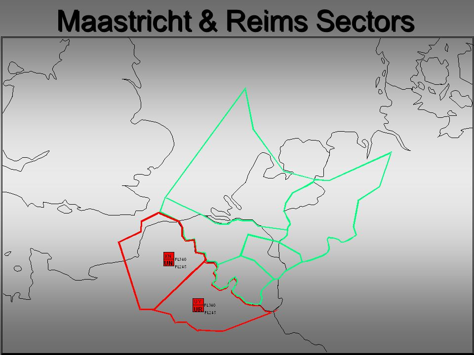 Maastricht & Reims Sectors