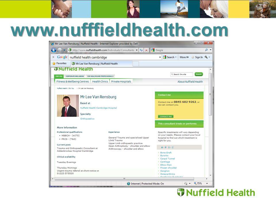 www.nufffieldhealth.com