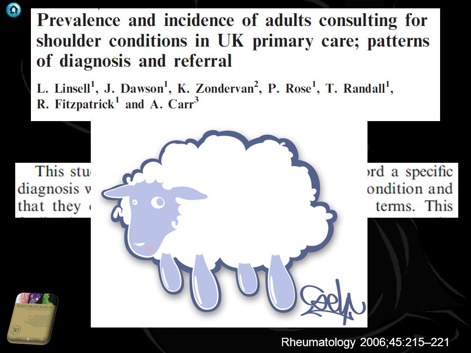 Rheumatology 2006;45:215–221