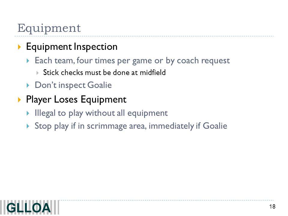 Equipment Equipment Inspection Player Loses Equipment