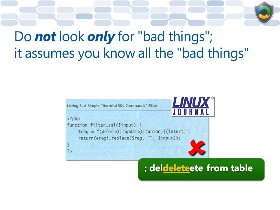 ; deldeleteete from table