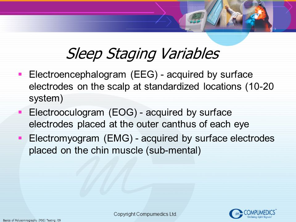 Sleep Staging Variables