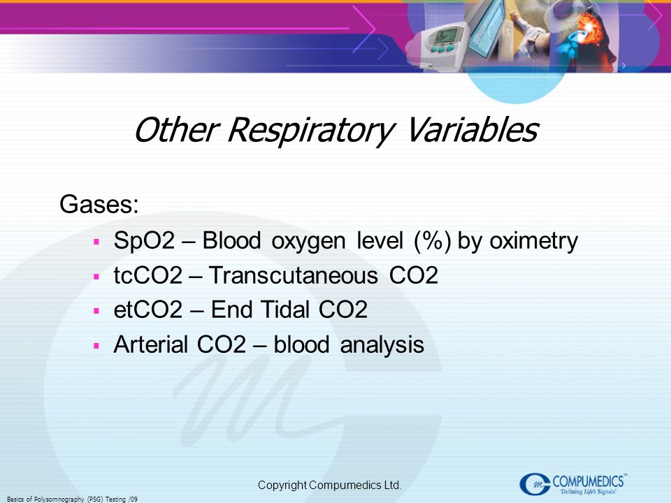Other Respiratory Variables