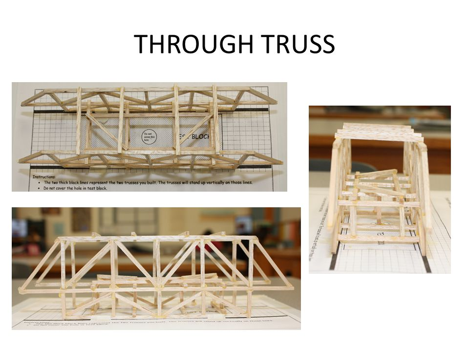 THROUGH TRUSS