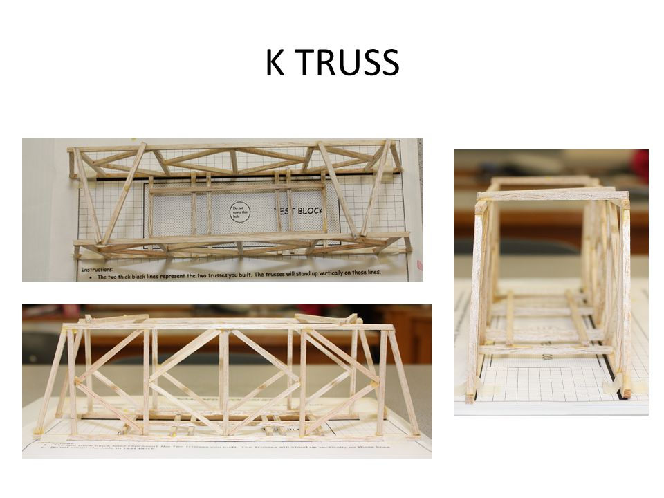 K TRUSS