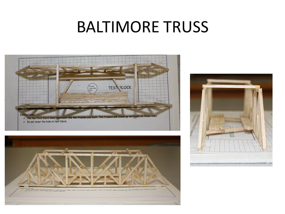 BALTIMORE TRUSS
