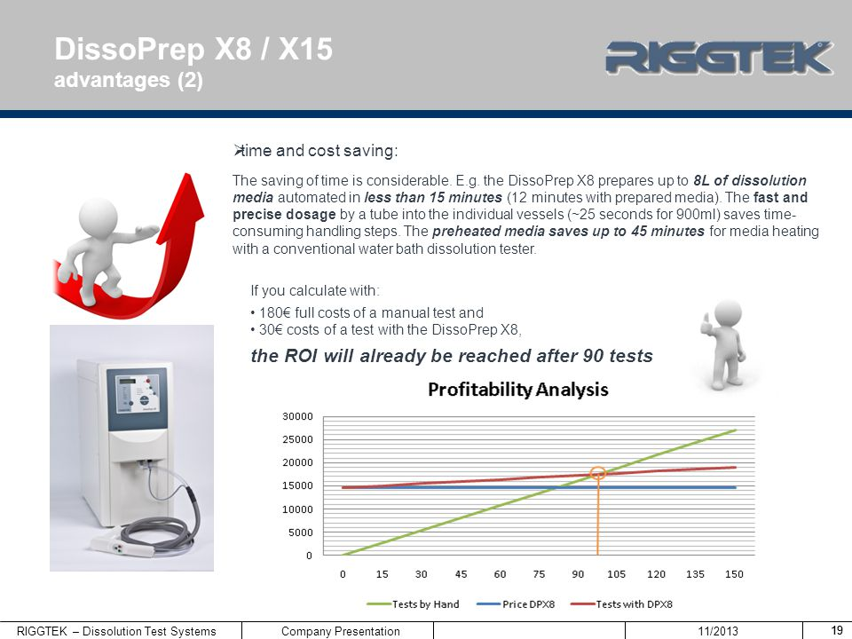 DissoPrep X8 / X15 advantages (2)