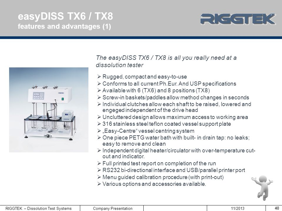 easyDISS TX6 / TX8 features and advantages (1)