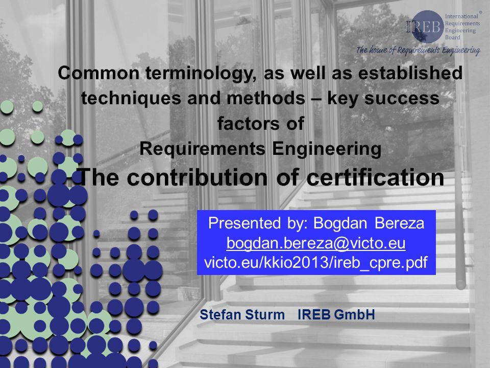 Presented by: Bogdan Bereza