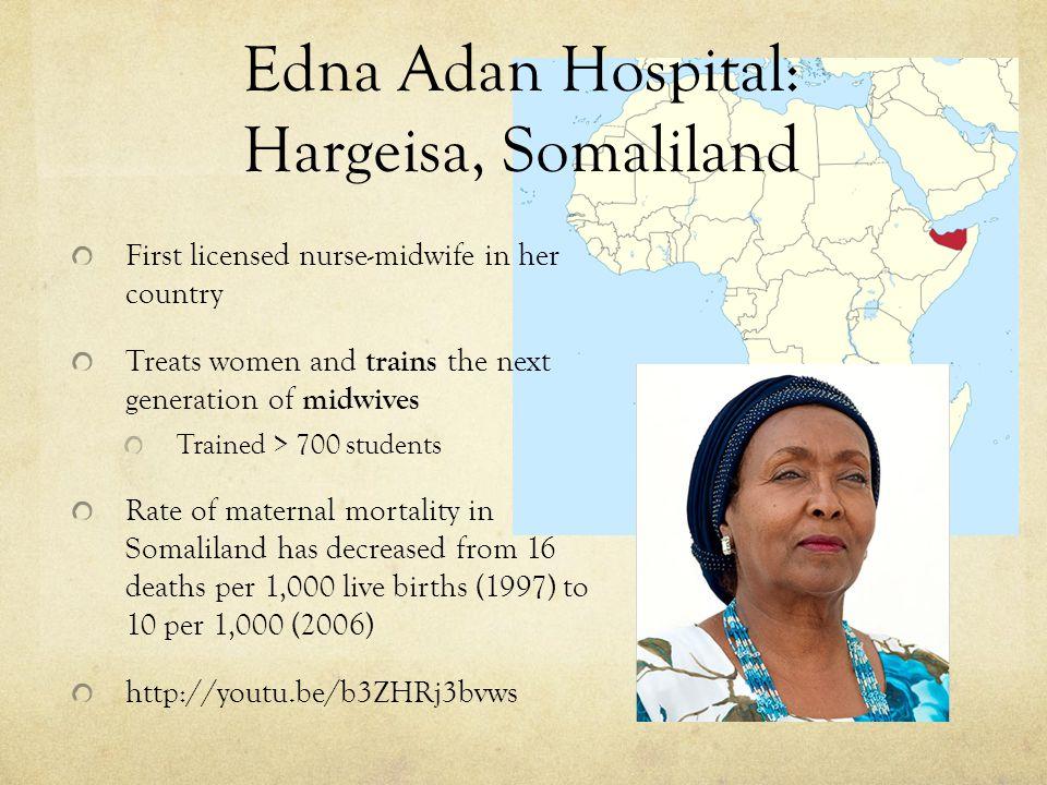 Edna Adan Hospital: Hargeisa, Somaliland