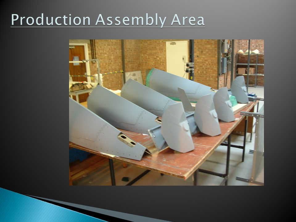 Production Assembly Area