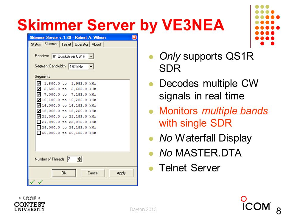 Skimmer Server by VE3NEA
