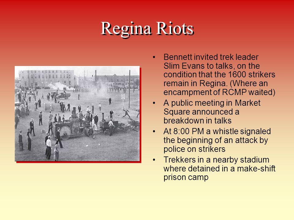 Regina Riots