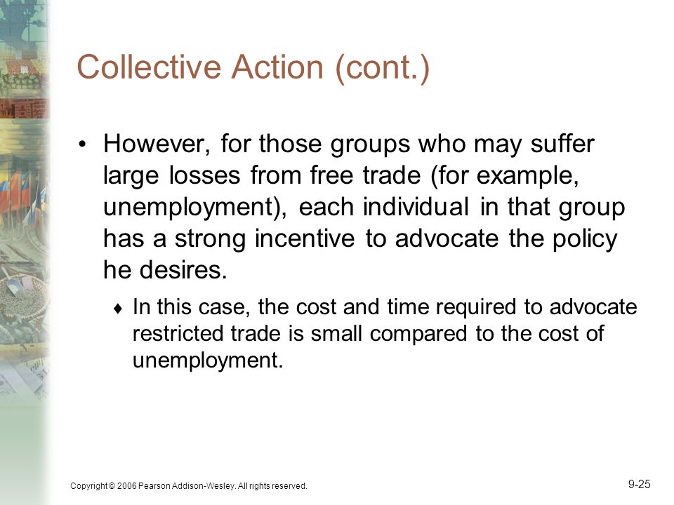 Collective Action (cont.)