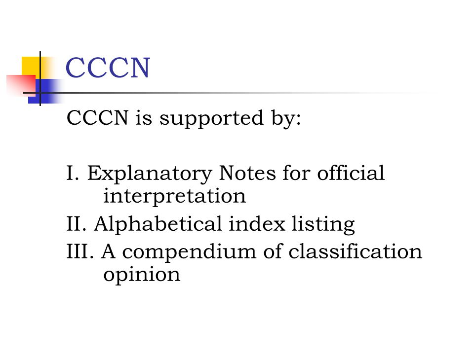 CCCN CCCN is supported by: