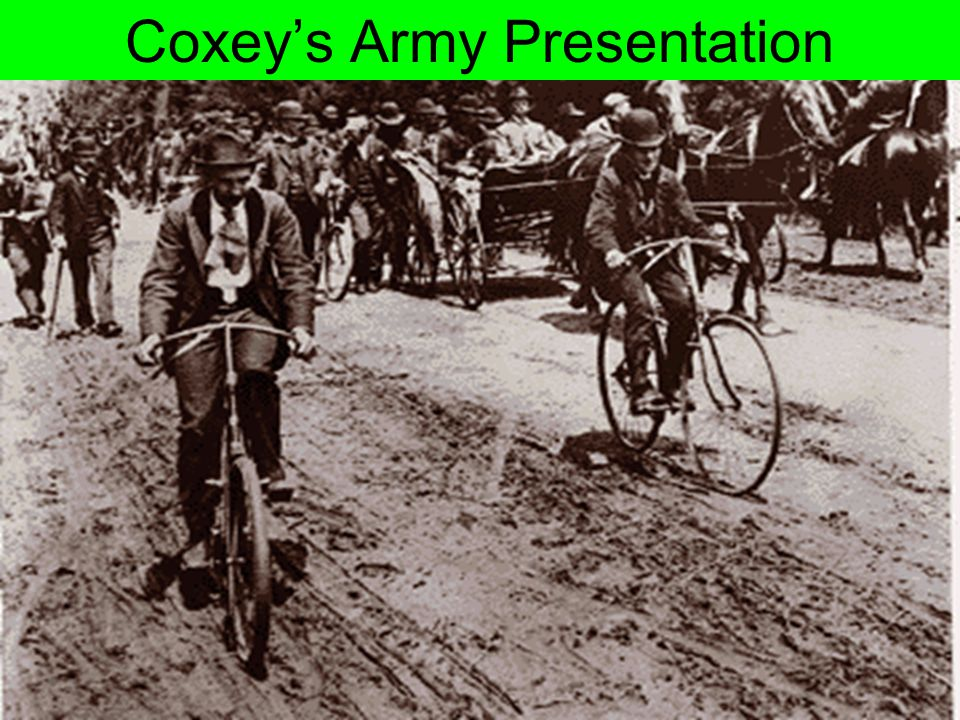 Coxey's Army Presentation