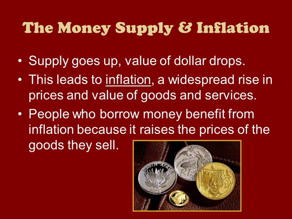The Money Supply & Inflation