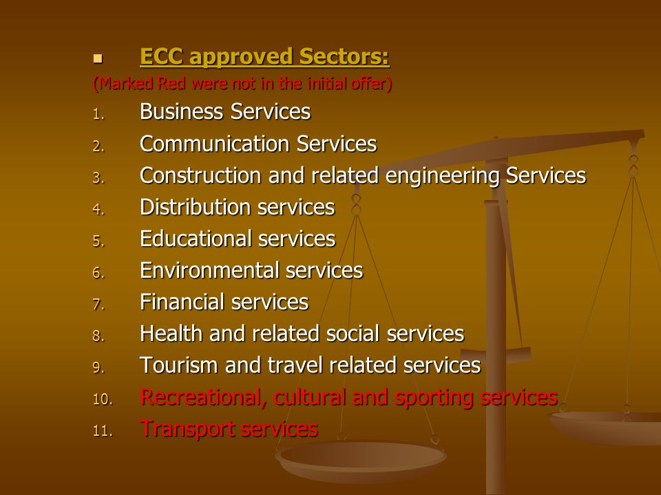 Communication Services Construction and related engineering Services