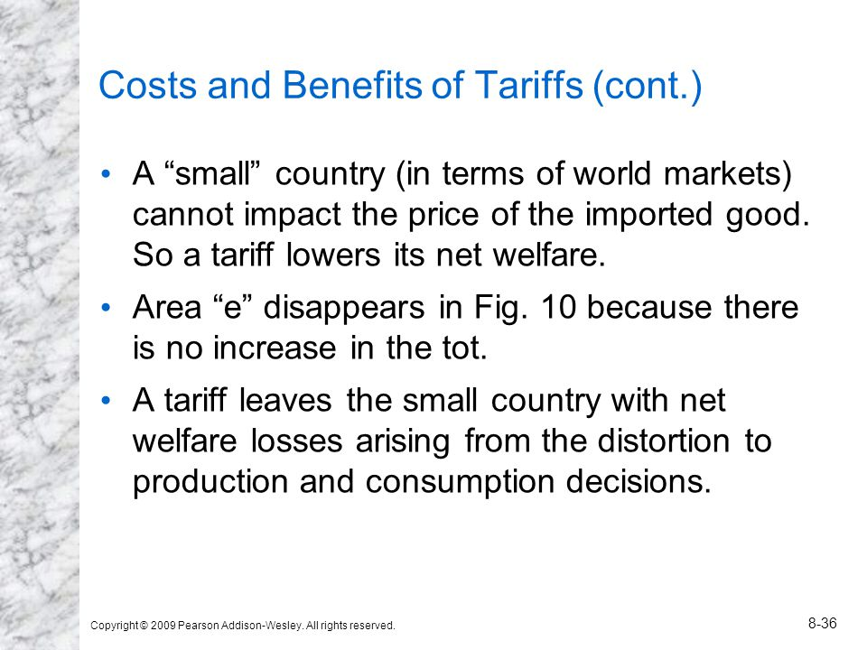 What Is the Difference Between Tariffs & Import Quotas?