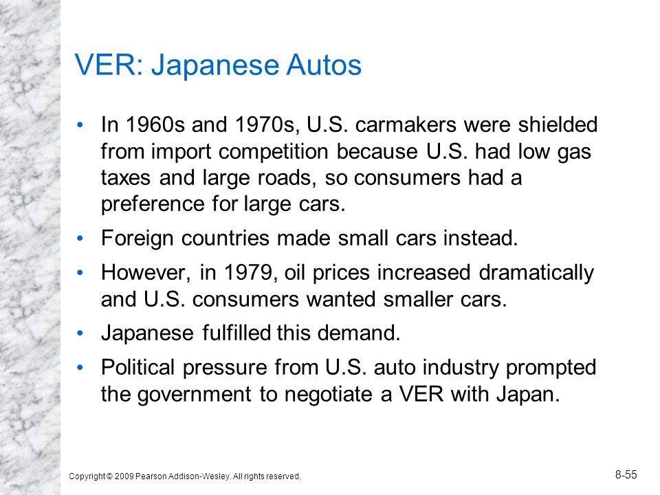 VER: Japanese Autos