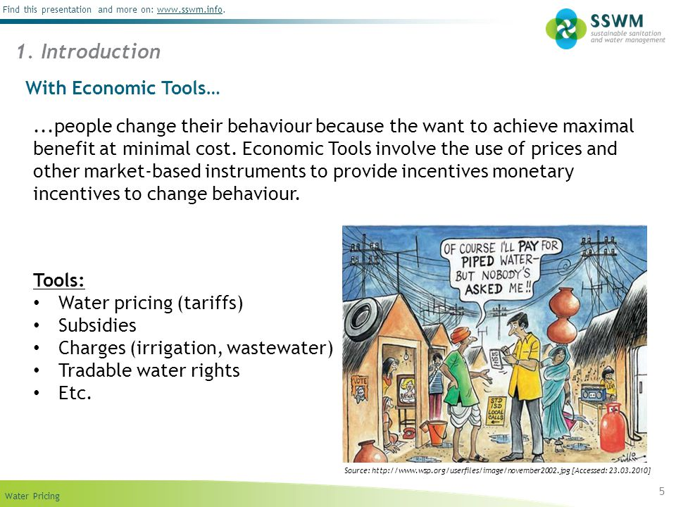 1. Introduction With Economic Tools…