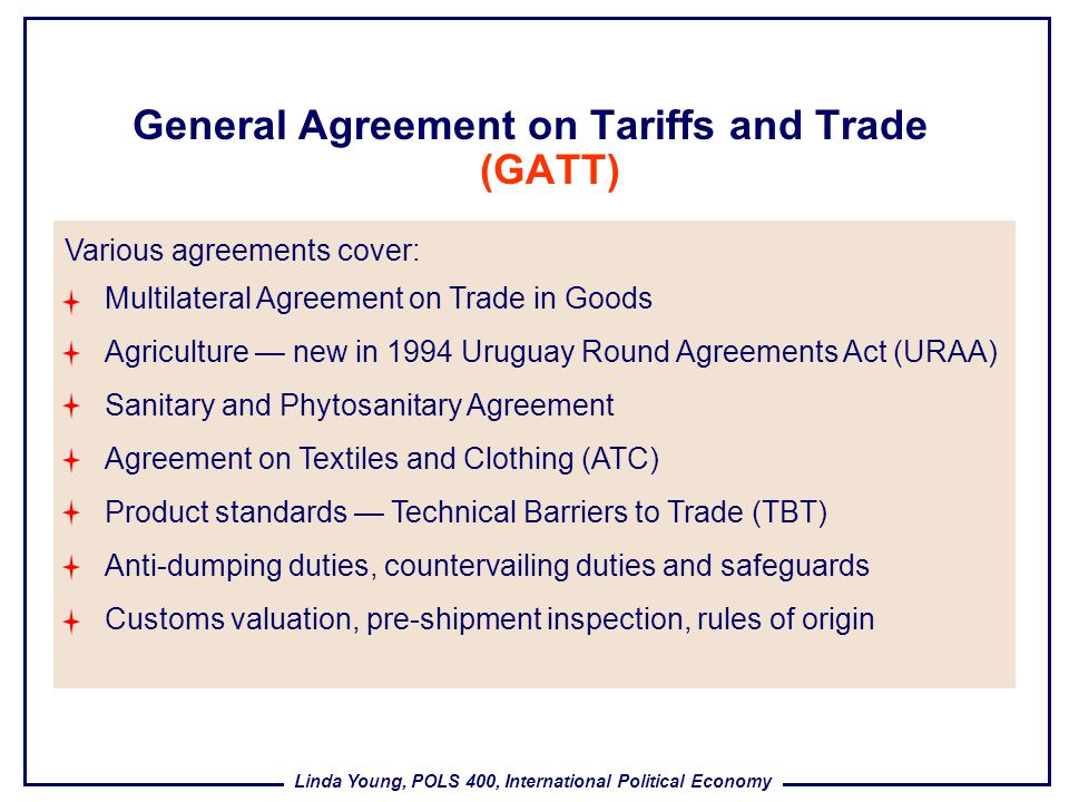general agreement on tariffs and trade All worldlii catalog only worldlii catalog  general agreement on tariffs and  trade (gatt) all worldlii databases law on google.