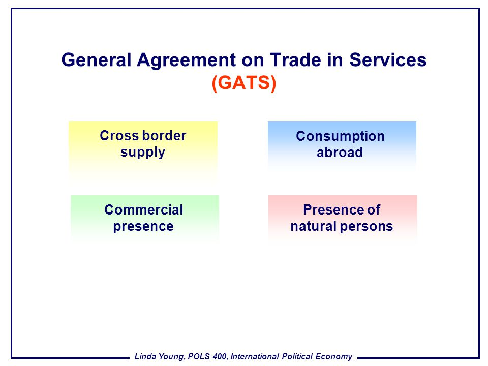 The world trade organization wto ppt video online download 16 general agreement on trade in services platinumwayz