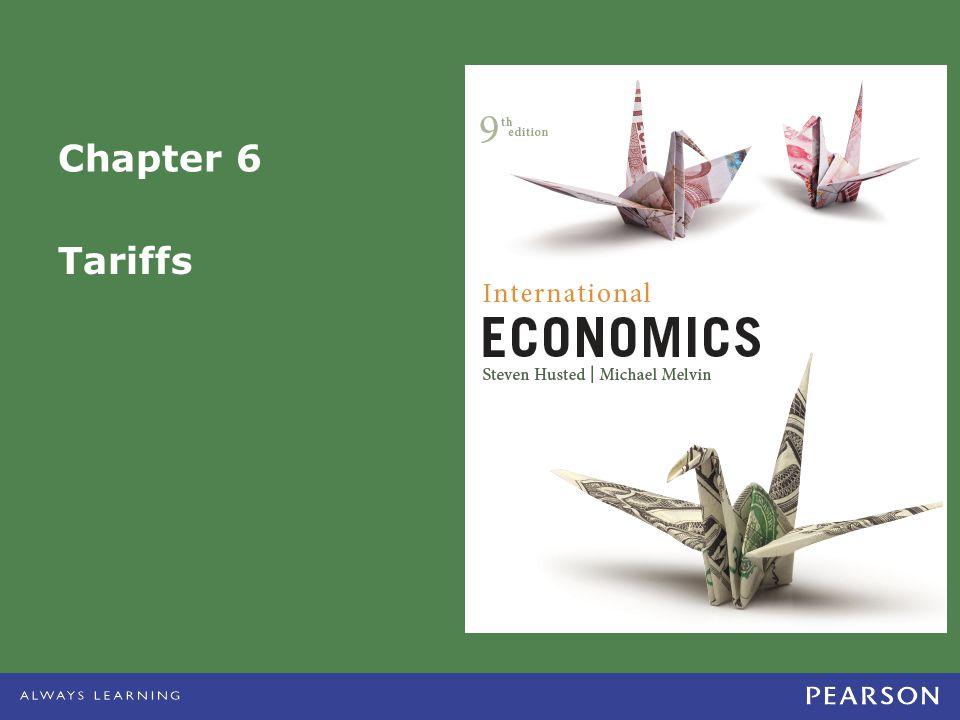 Chapter 6 Tariffs