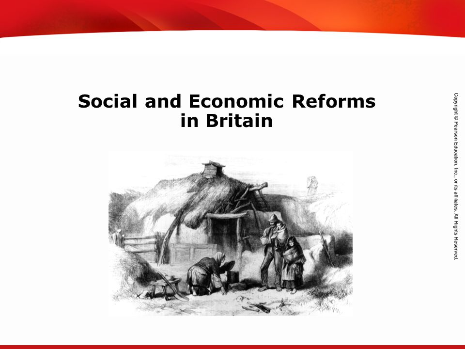 Social and Economic Reforms in Britain