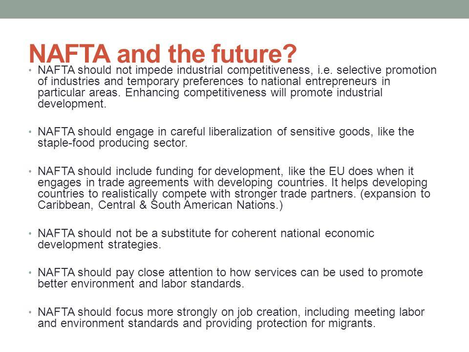 NAFTA and the future
