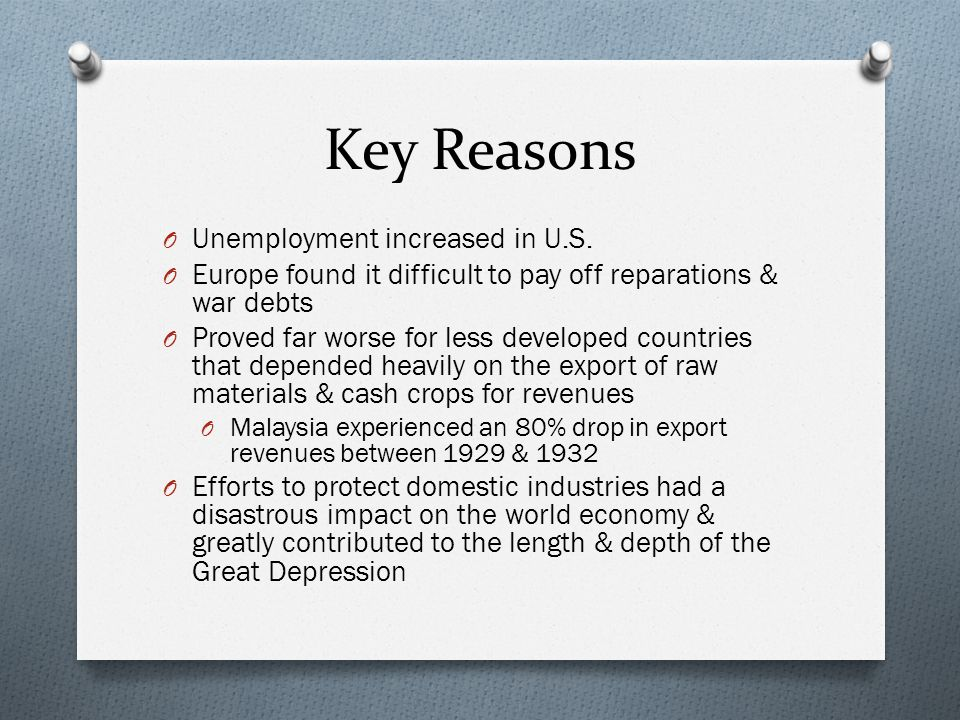 Key Reasons Unemployment increased in U.S.